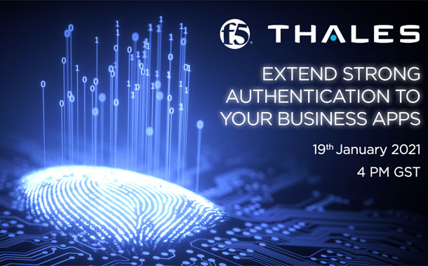Global CIO Forum, Thales, F5 hold summit on business apps security