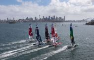 Oracle Cloud Technologies to provide real-time data, new simulator for SailGP's second season