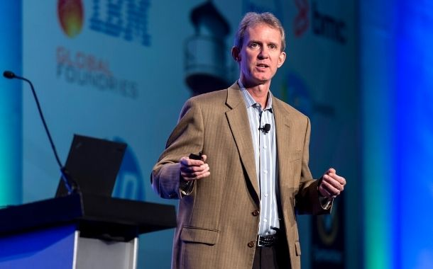 Dave Russell, Vice President-Enterprise Strategy at Veeam.