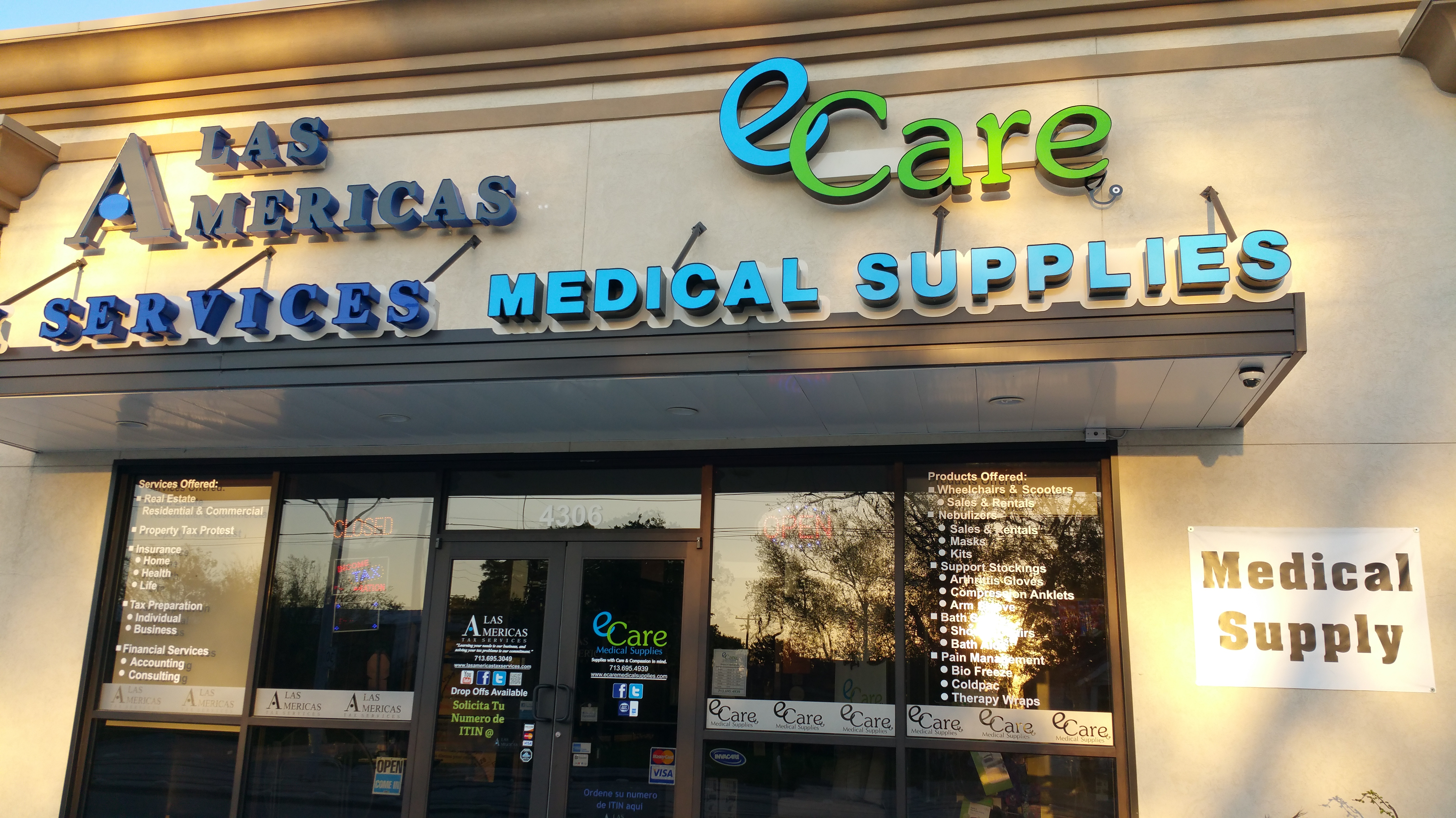 Medical Supply Store  Sales Rental Delivery  Houston Texas