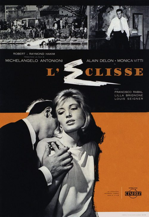 El eclipse 1962  Pelcula eCartelera