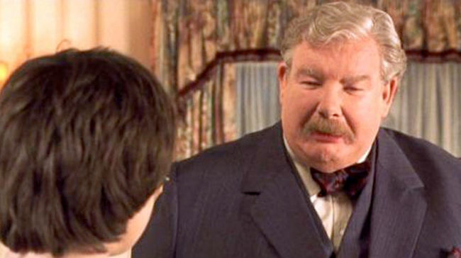 Richard Griffiths en 'Harry Potter'