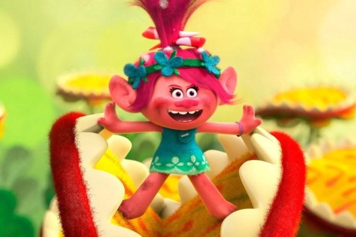 Princess Poppy in the series 'Trolls' (2016 - 2020)