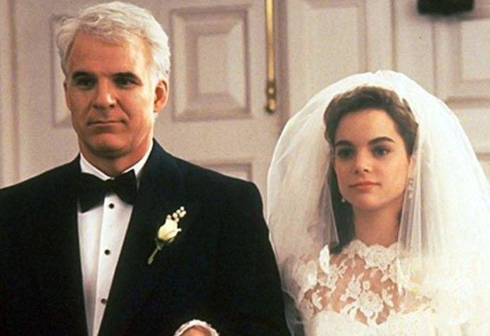 'The father of the bride' (1991)