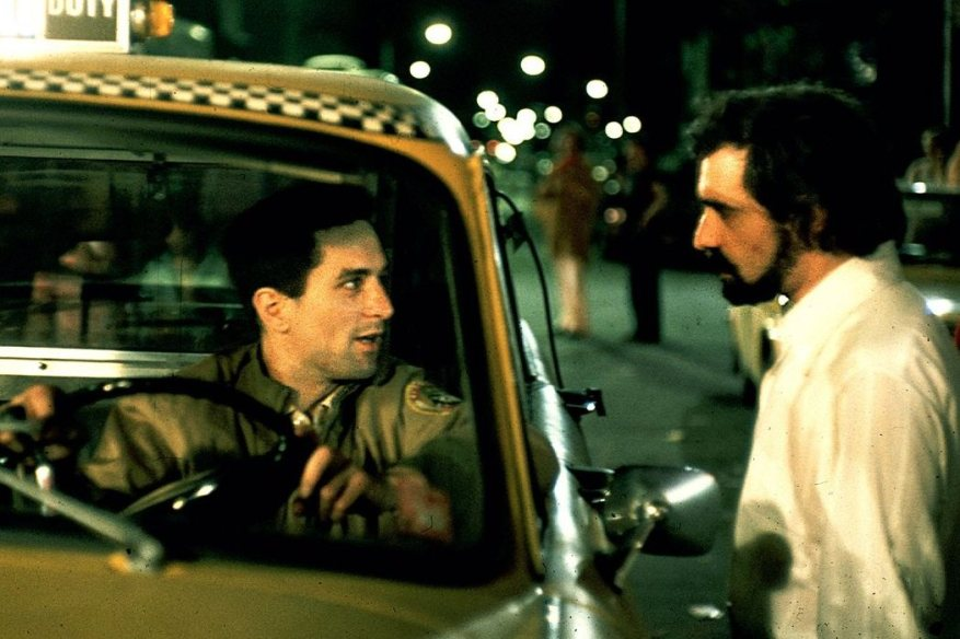 'Taxi Driver'