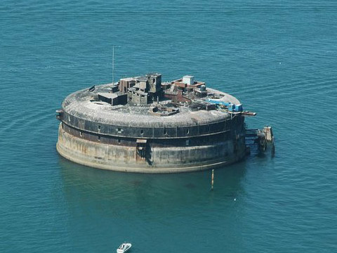 SPITHEAD FORTS