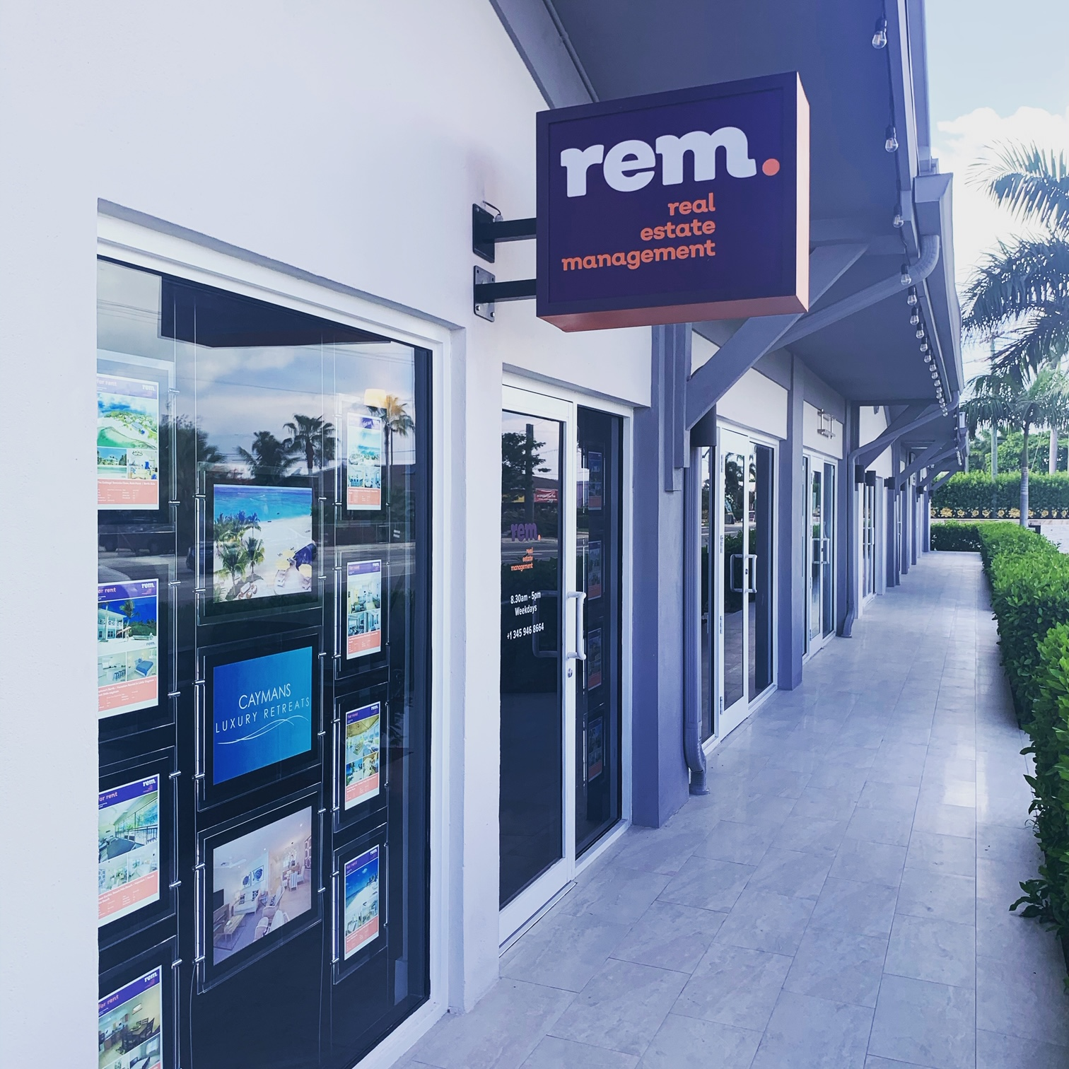 REM Services Ltd ( Real Estate Management ) - ECayOnline