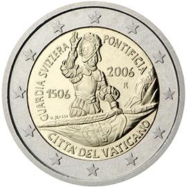2 commemorative coins 2006
