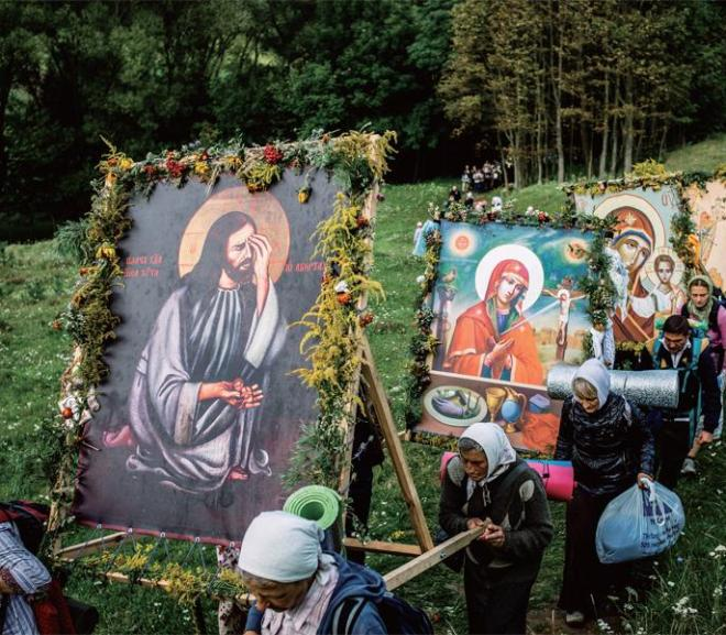 "The ""Independence Road"" of the Ukrainian Orthodox Church"