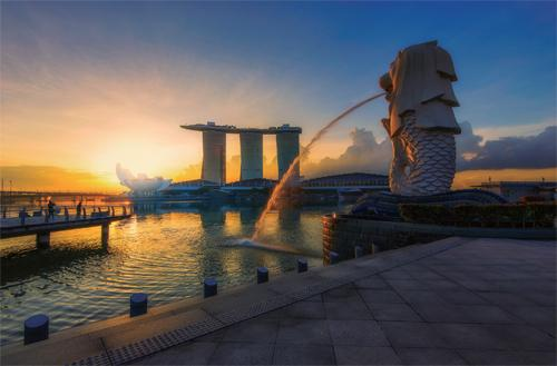 Singapore reopens 200 years: from isolated desert islands to garden cities