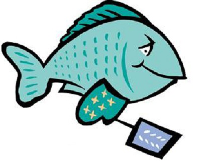 Fish fry fundraiser for the senior center february 16 for How long to air fry fish