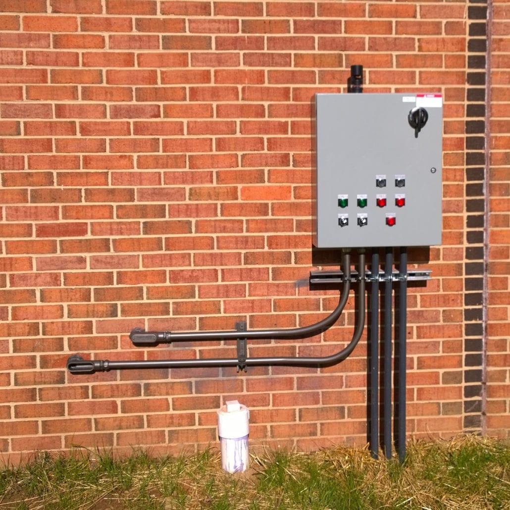 Fan Wiring Diagram Additionally Generator Control Panel Wiring Diagram