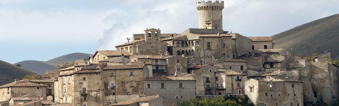 Per le vie del borgo: Santo Stefano di Sessanio (AQ)