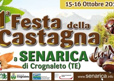 Festa della Castagna di Senarica 2016