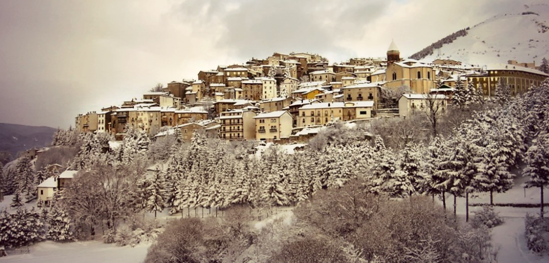 Per le vie del Borgo: Rivisondoli (AQ)