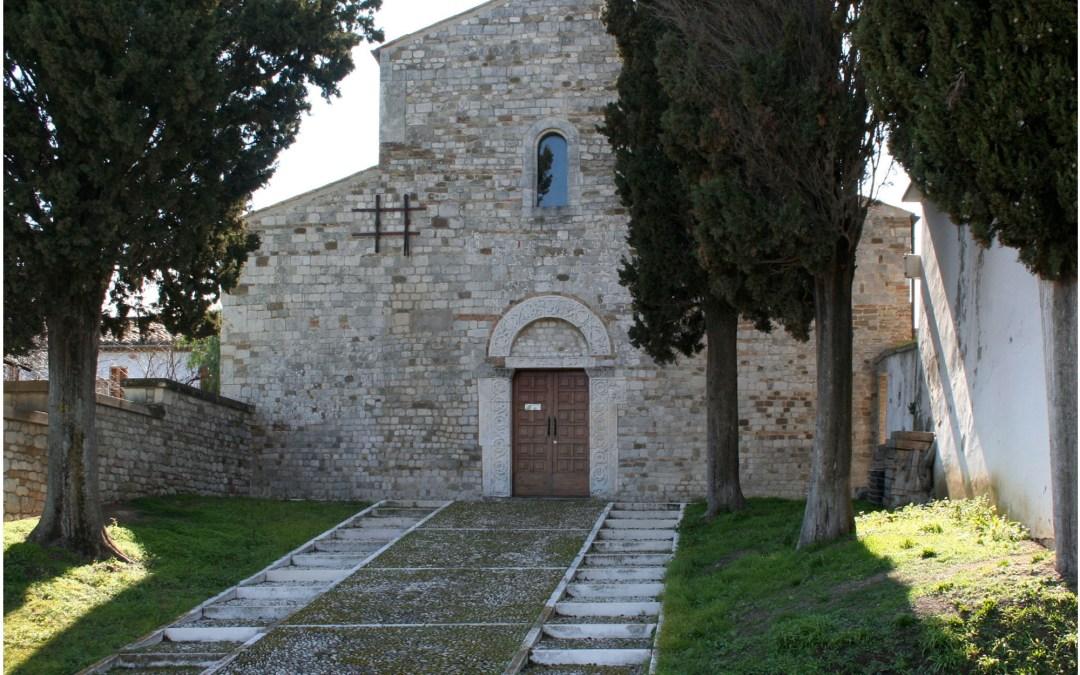 Arte Sacra in Abruzzo: Chiesa di S. Clemente al Vomano