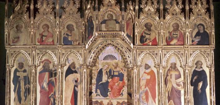 Teramo, Duomo, il Polittico