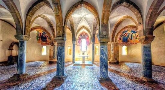 Arte Sacra in Abruzzo: Abbazia di San Giovanni in Venere – Fossacesia (Ch)