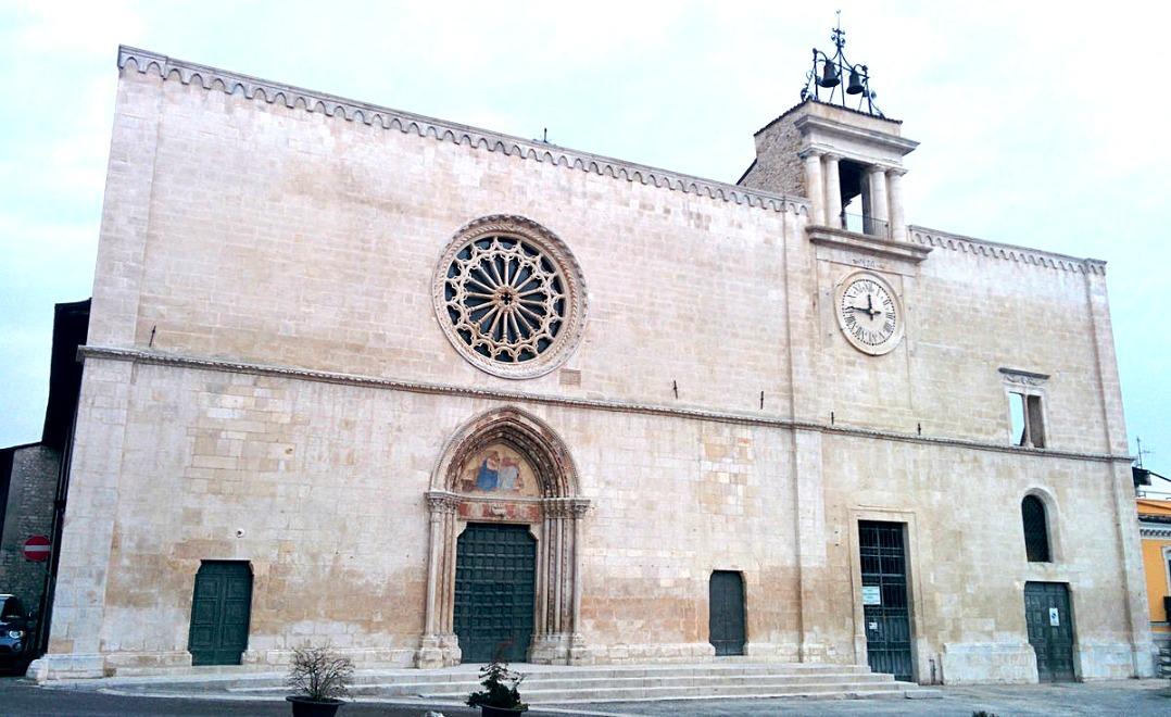 Arte Sacra in Abruzzo: Chiesa di Santa Maria della Tomba