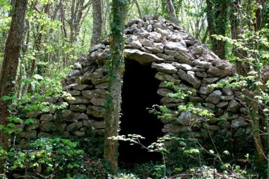 Capanne in pietra