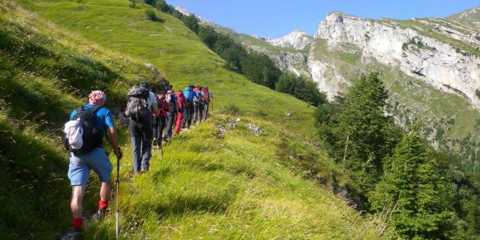 nordic walking abruzzo