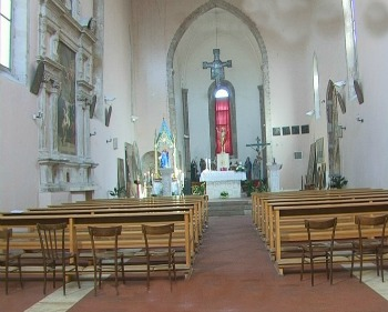 Campli_San Francesco_interno