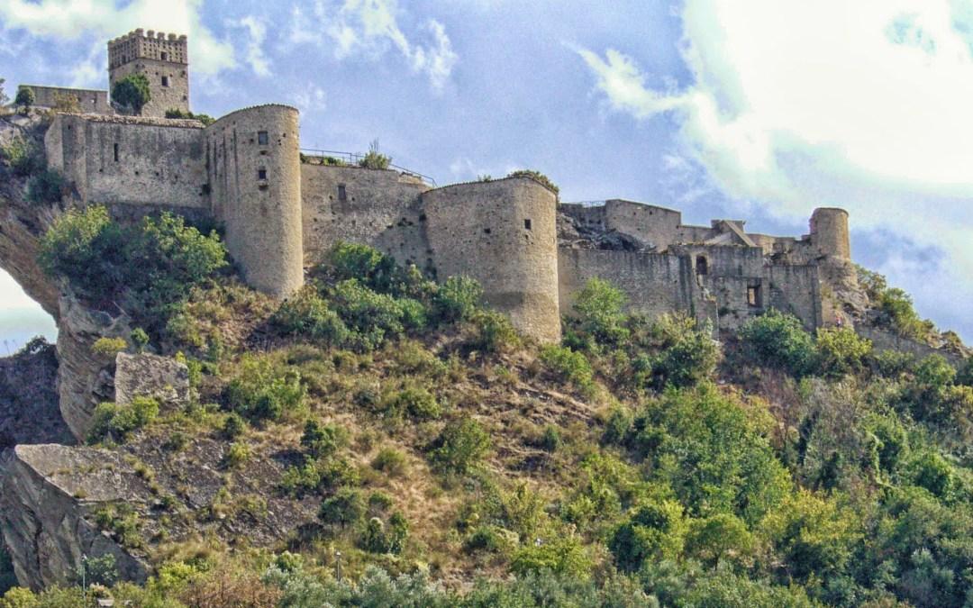 La leggenda del Castello di Roccascalegna
