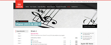 ABRSM Download Store