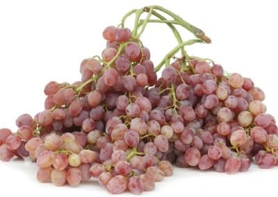 uva rosata senza semi
