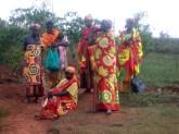 Burundi giovani donne