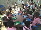 Zambia, si mangia