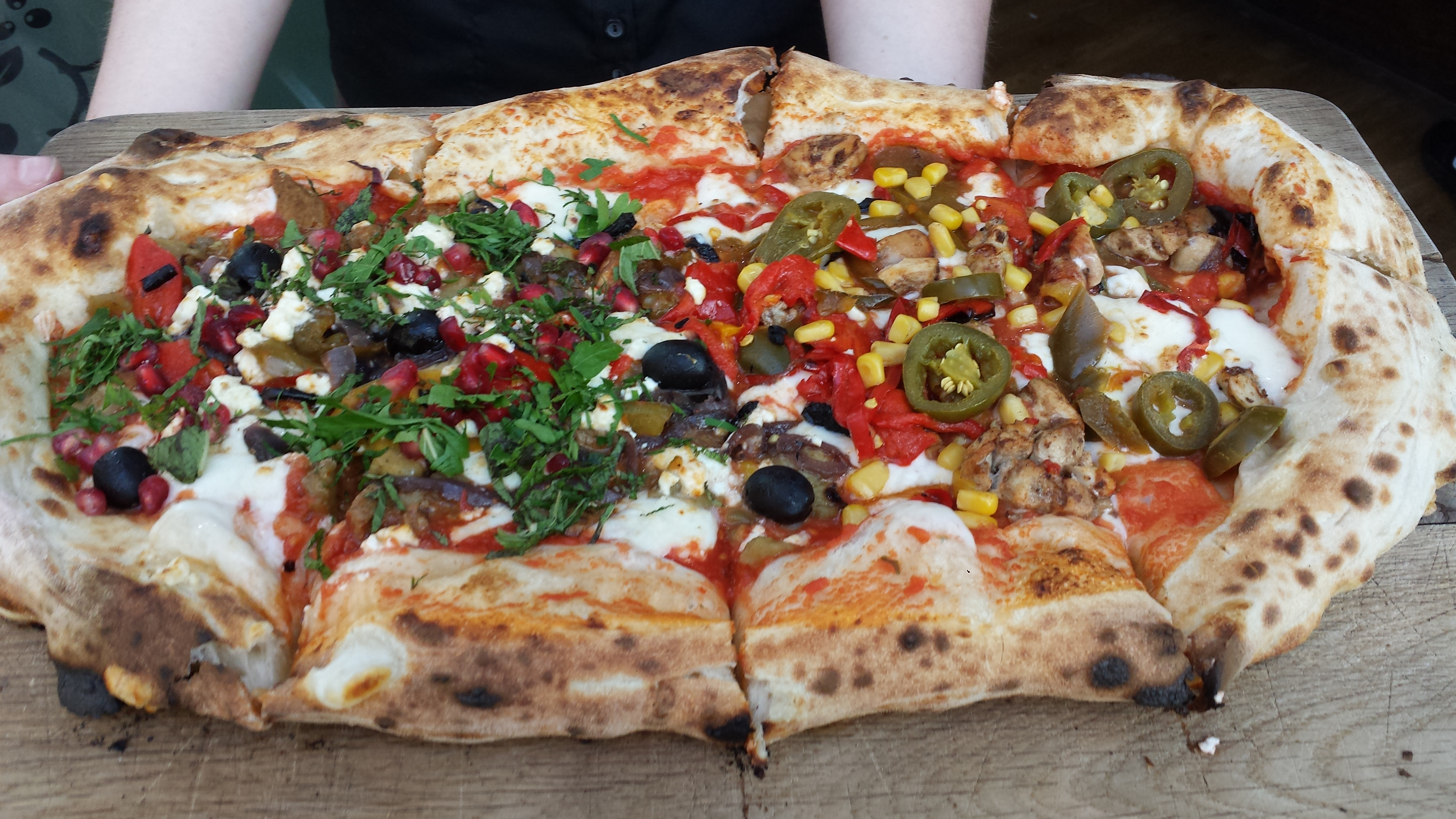 Image result for Authentic Neapolitan Pizza
