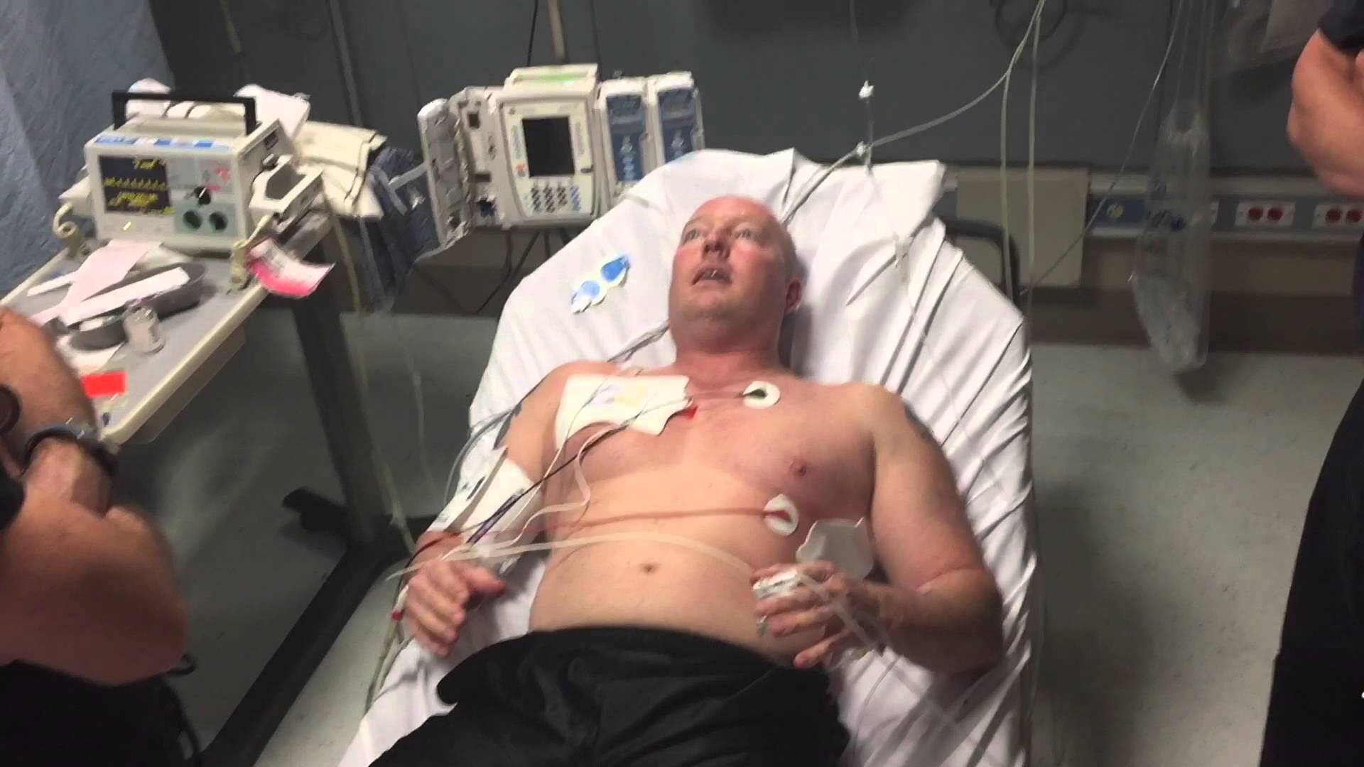 cardioversión de una fibrilación atrial