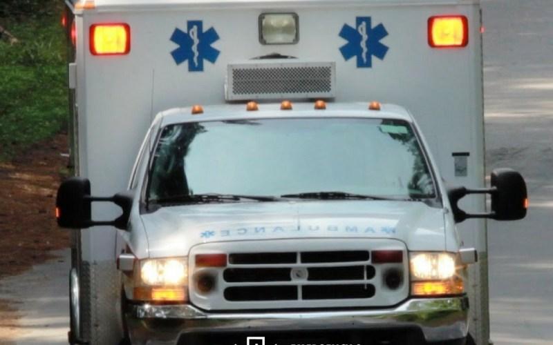 trauma penetrante - vehículo privado vs ambulancia eccpodcast