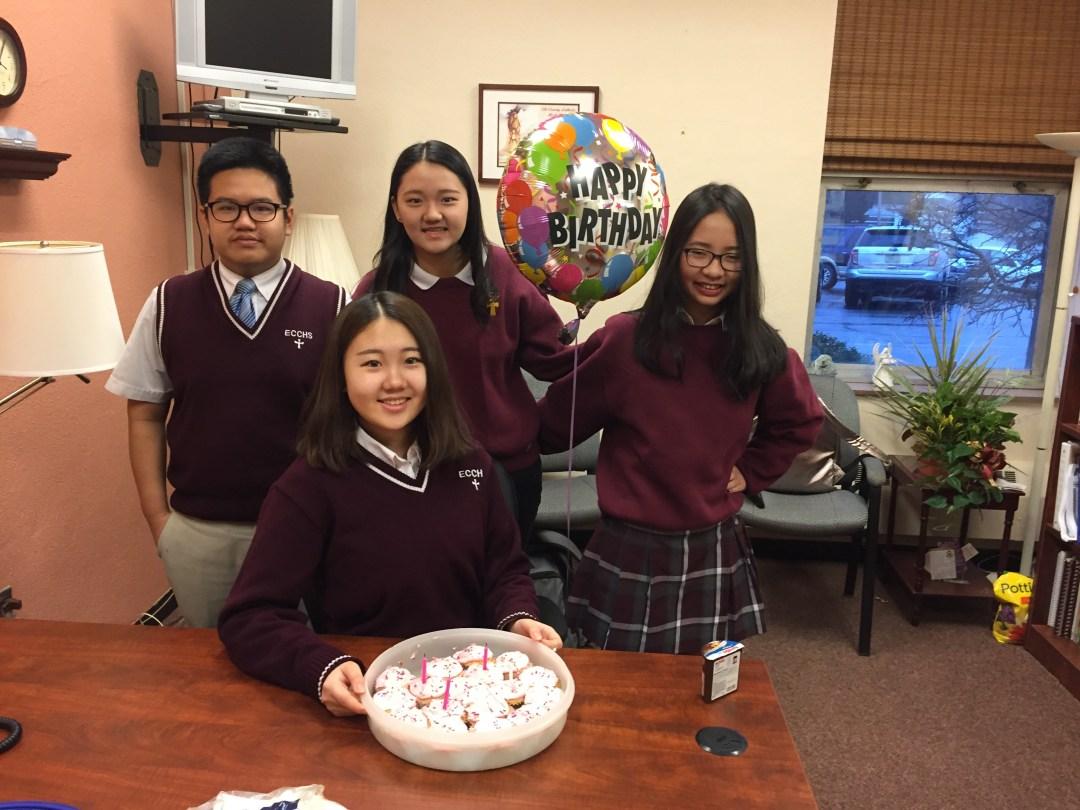 Cecilia's 16th Birthday
