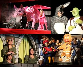 Shrek collage2
