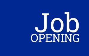 Job Openings: Elementary education teacher and preschool aides