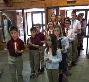 ECCSS all-system Catholic Schools Week Mass held