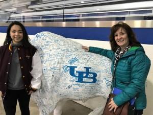 International students visit University at Buffalo