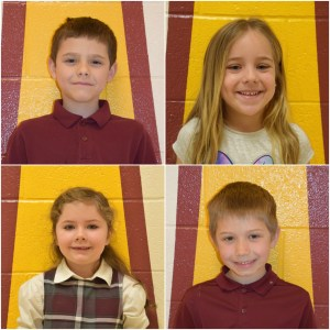 """This week's """"Dreaming Big"""" featured students!"""