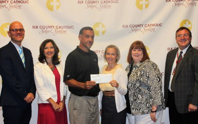 ECCF supports Catholic education