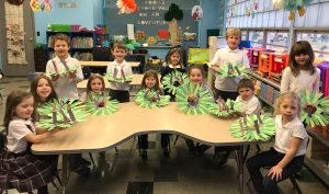 St. Boniface students prepare for Christmas with Advent wreaths
