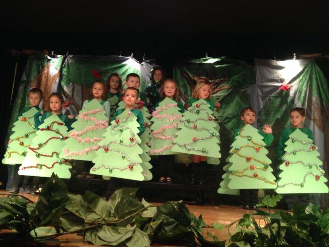 St. Leo Catholic School Christmas Play