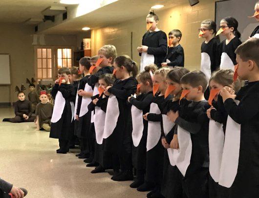 St. Boniface Catholic School Christmas Play