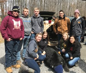 High school students attend Envirothon Study Day