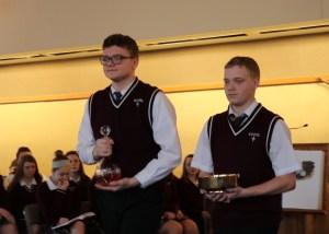 April Alumni Mass – Friday, April 20