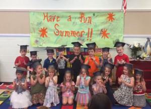 Video: Congratulations to our preschool graduates!