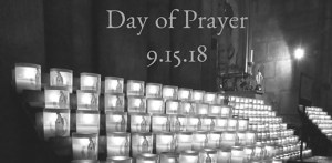 Day of Prayer – Saturday, September 15