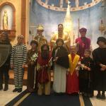 St. Leo School and Parish celebrate All Saints' Day