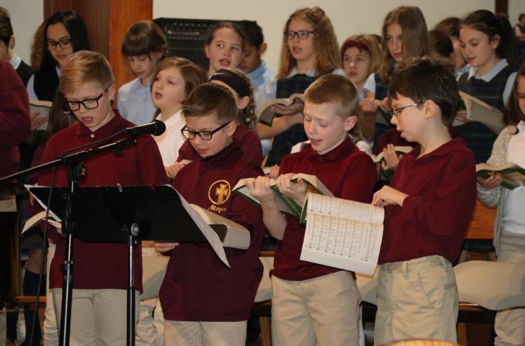 Photo Gallery: Annual Catholic Schools Week Mass held on Monday